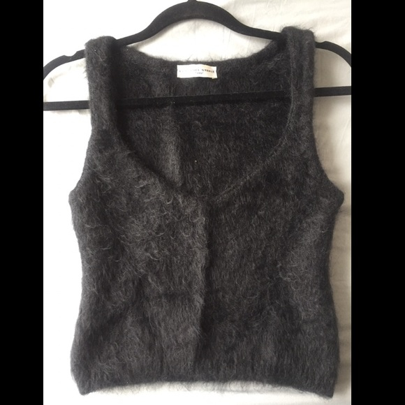 official photos aec67 8cb95 Lawrence Steel Knitwear Wool Tank Shirt